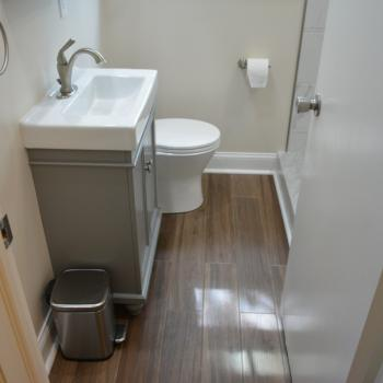 Bathroom remodeling, Towson